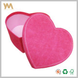 Heart Shaped Packaging Paper Perfume Gift Box