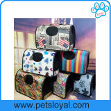 Factory Wholesale Pet Puppy Dog Travel Carrier Bag