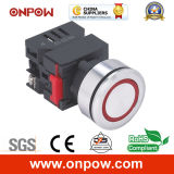 Onpow 30mm Signal Lamp (LAS0-K30-EB/R/12V, CE, CCC, RoHS)