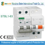 Residual Current Operated Circuit Breaker (STBL1-63)