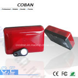 Bicycle Bike GPS Tracker with Taillight and Hidden Install in Bike Seat GSM Security Bike Alarm