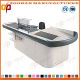 Supmarket Retail Shop Electric Cashier Table Belt Checkout Counter (Zhc42)