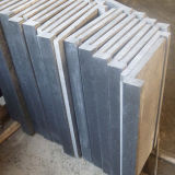 Dark Grey Flamed Granite Swimming Pool Flooring Border Tile