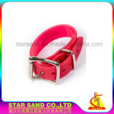 New Style Waterproof Adjustable Cute Collars, Silicone Soft Dog Collar