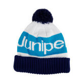 2016 Fashion Casual Colorful Knit Beanie Cap with Logo