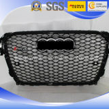 "Auto Car Front Grille for Audi RS4 2013""with Black"