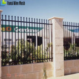 Anping Factory Privacy Garden Security System Spear Top Outdoor Steel Fence