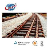 U-Shape Steel Rail Sleepers for Coal Mine
