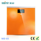 Mimir Digital Body Weight Bathroom Scale W/ Step-on Technology, 400 Pounds