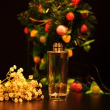 Long Clear Glass Diffuser Bottle