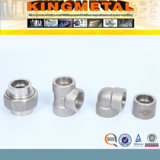 """1/8"""" B16.11 Socket Welding Fitting 90 Degree Forged Sw Elbow"""