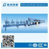 Steel Lattice Girder Welding Production Line