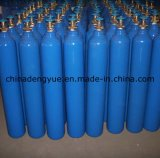 Valves Equipped Oxygen Tank Small Scuba Diving Oxygen Tank