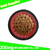 Double PVC Covered 240mm2 Copper Cable