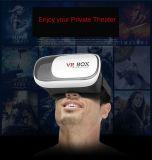 Vr Box II 3D Video Movie Game Glasses Vr Case 3D Glasses for 4.7~6 Inch for Mobile