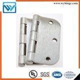 Steel or H63 Copper Hardware Door Hinge with UL (3.5 Inch Template Butt Hinge)