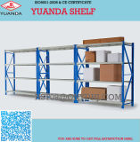 Middle Duty Metal Storage Rack Shelf with 200kg Capacity