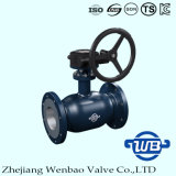 Flanged Fully Welded Ball Valve with Floating Ball for Industry