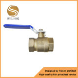 Oil Free Air Vent Hydraulic Ball Valve with 1 1/4""