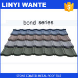 Hot Sale 2017 Stone Coated Metal Roof Tile
