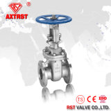 ANSI 150lb Stainless Steel OS&Y Flanged Gate Valve