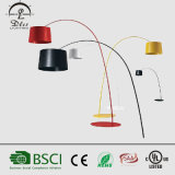 Modern Red Aluminum Floor Lamp with Ce Certification