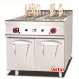 Gas Pasta Cooker with Cabinet Ck01022011