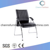 Comfortable Black Leather Office Meeting Room Furniture Training Chair