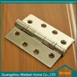 Ball Bearing Stainless Steel Door Hinge for Wooden Door