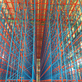 Automatic Pallet Racking with Logistic System