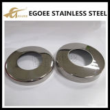 Polished Stainless Steel Decorative Handrail Base Plate Cover
