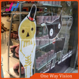 One Way Vision for Outdoor Printing