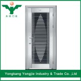 High Quality Stainless Steel Entrance Door with Security System