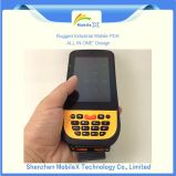 Rugged Data Collector with Wireless Connection, WiFi, Bt, Barcode Scanner, RFID, Printer