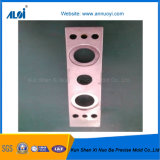 CNC Machined Rectangle Tungsten Carbide Block with Holes