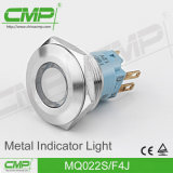 CMP 22mm Stainless Steel Pilot Lamp (RGB RGY Tri-color) Ce RoHS
