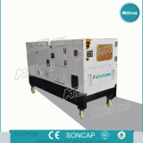 40kw/ 50 kVA Super Soundproof Diesel Generator Set with Weichai Engines