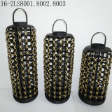 Fashion Styles with Bamboo Decor of Handle Lanterns