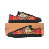 Dropshipping Factory Design Your Own Shoes with Sublimation Prints Classic Custom Make Sneaker