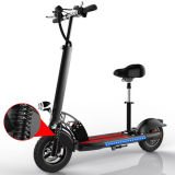 600W Alloy Electric Scooter with F/R Suspension 60V/20ah