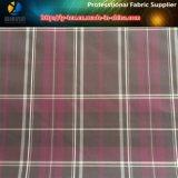Polyester Yarn Dyed, Polyester Taffeta Yarn Dyed Check Fabric