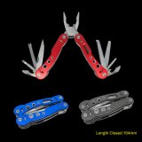 Multi Function Tools with Anodized Aluminum Handle (#8264)
