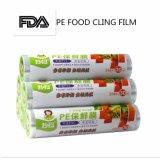 Eco-Friendly PE Stretch Cling Food Wrap Film