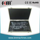 0-150mm Outside Micrometers with Interchangeable Anvils