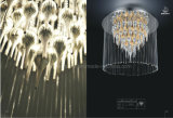 Glass Pendants Lamp Fancy Lighting (SL29187-12+6+3)