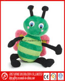 Green Cute Plush Toy Gift Bee for Baby Product