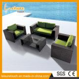 Garden M Shape Outdoor Patio Furniture Wicker/Rattan Aluminum Sofa Set