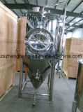 Wine and Beer Cooled Stainless Conical Fermenter