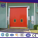 Automatic High Speed Rolling Door with PVC