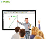 Short Throw Projector Smart Infrared Interactive Whiteboard for School